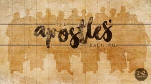 apostleteaching